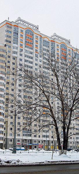 Двухкомнатная квартира в доме серии П-3М: Японские мотивы