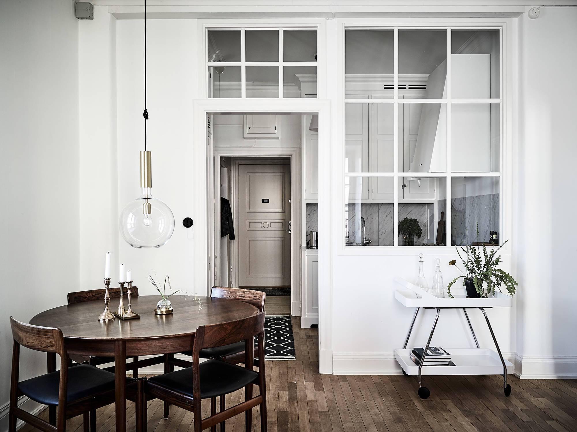 Стеклянная перегородка в квартире: фото, дизайн, идея