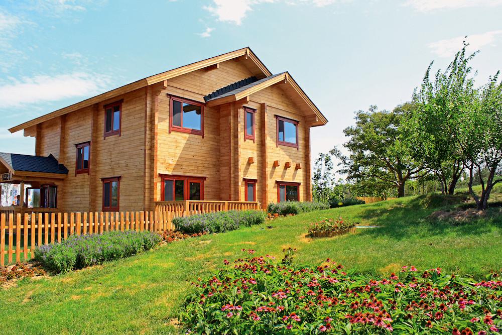Виды деревянного бруса с улучшенной теплоизоляцией