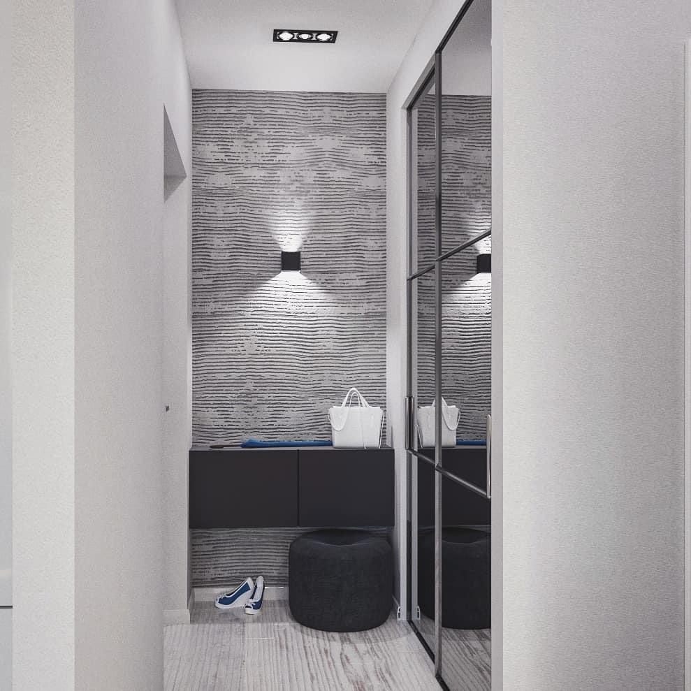 Причина проста: позже расширить встроенный шкаф или гардеробную без ущерба для существующего цельного интерьера —не так-то просто.