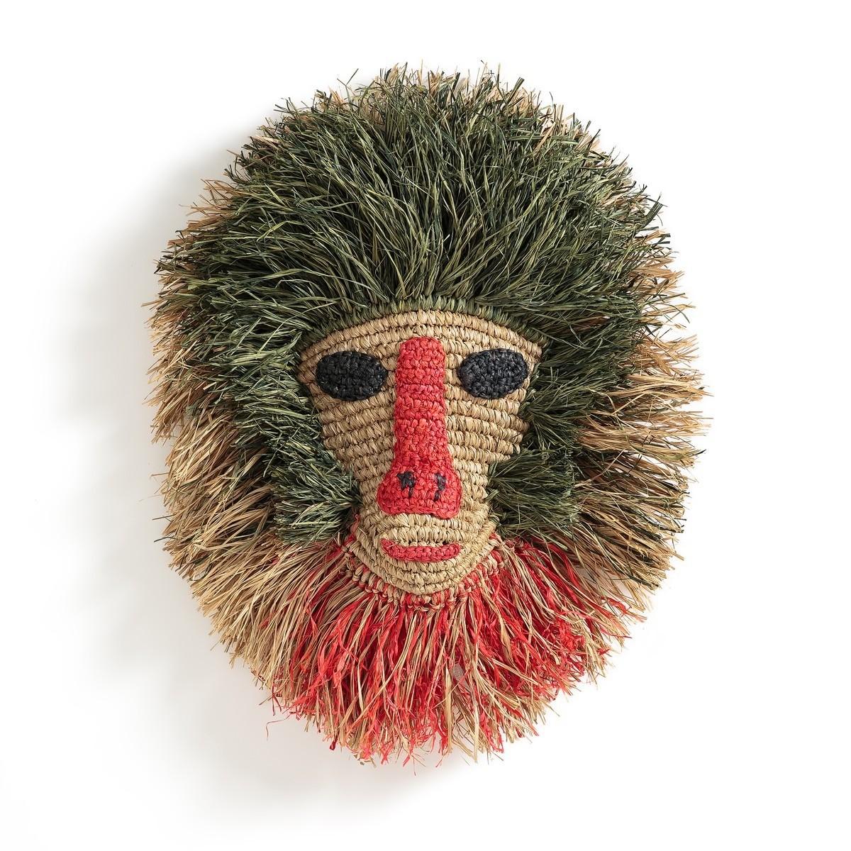 Украшение настенное в виде головы обезьяны Rudyard