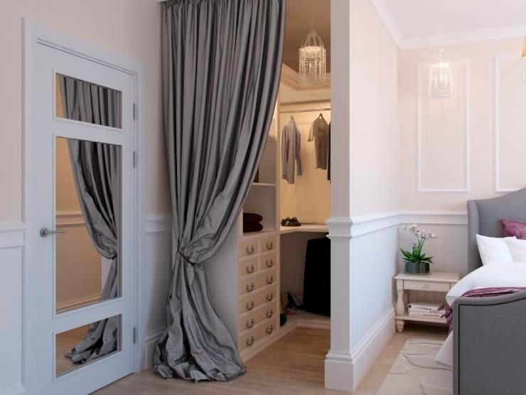 Текстиль добавит интерьеру мя&#...
