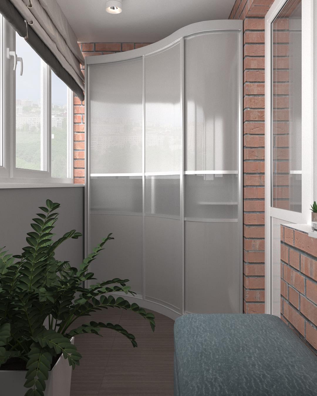 Из МДФ делают закругленные фасады, которые смотрятся оригинально.