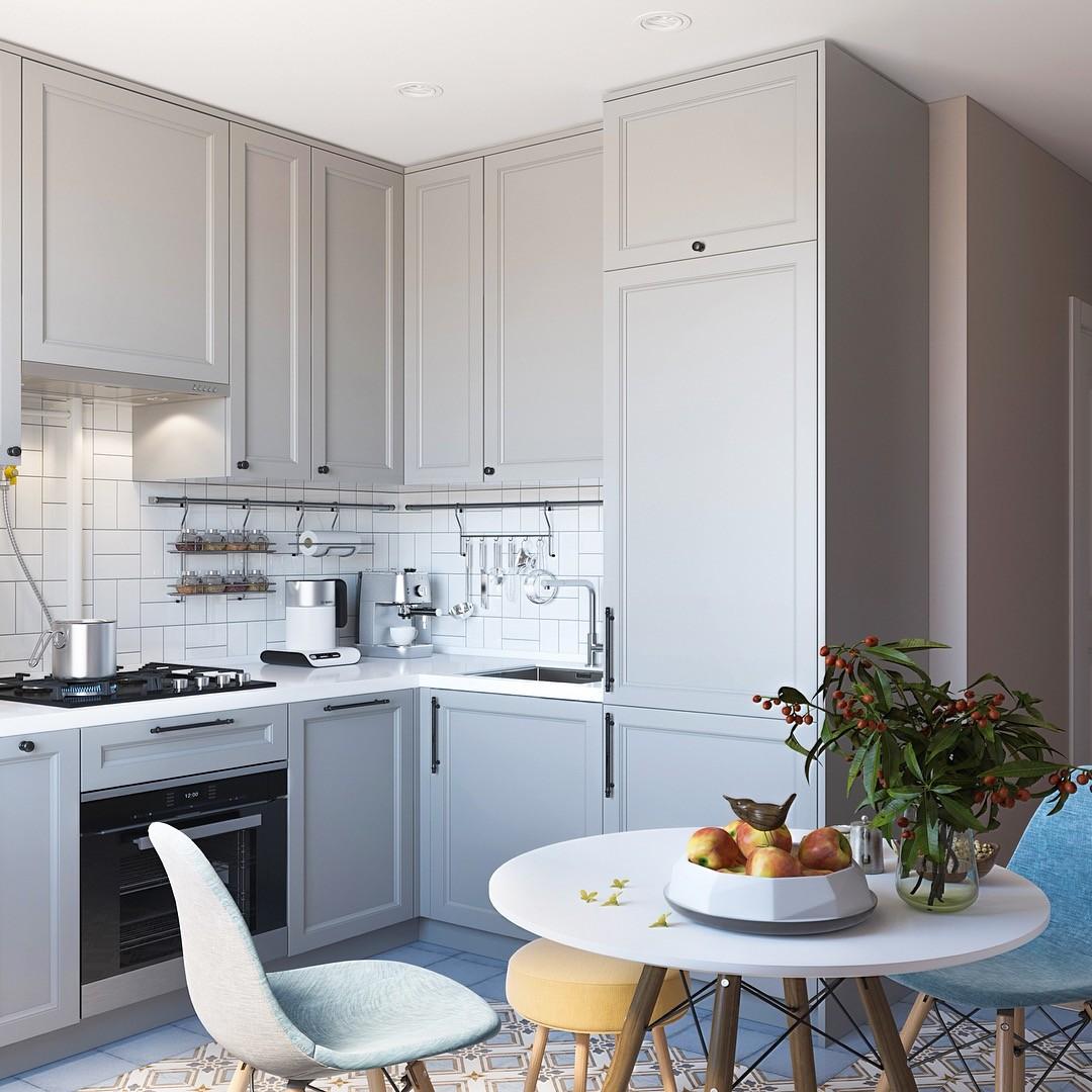 Кухни с газом: какой ремонт им показан и противопоказан