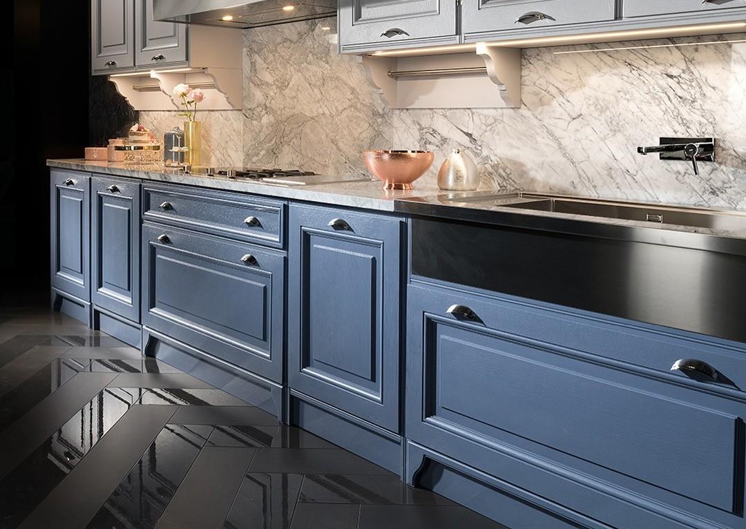 Высота столешницы на кухне: правила и стандарты