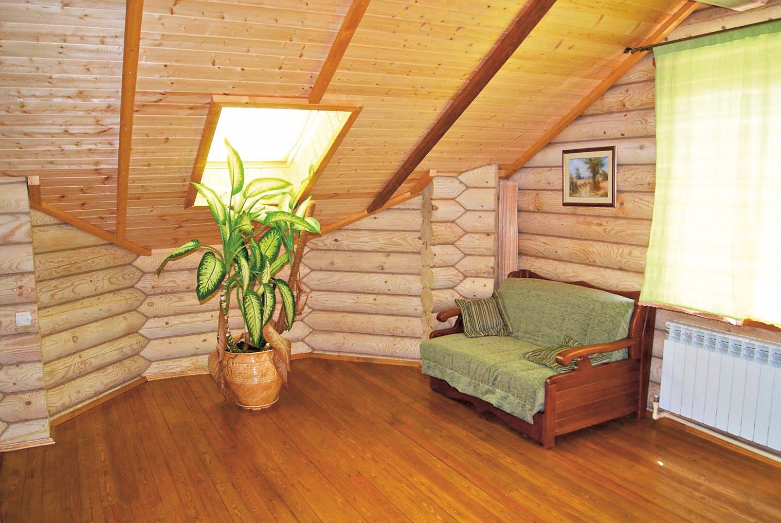 5 лучших способов декорировать интерьер деревянного дома