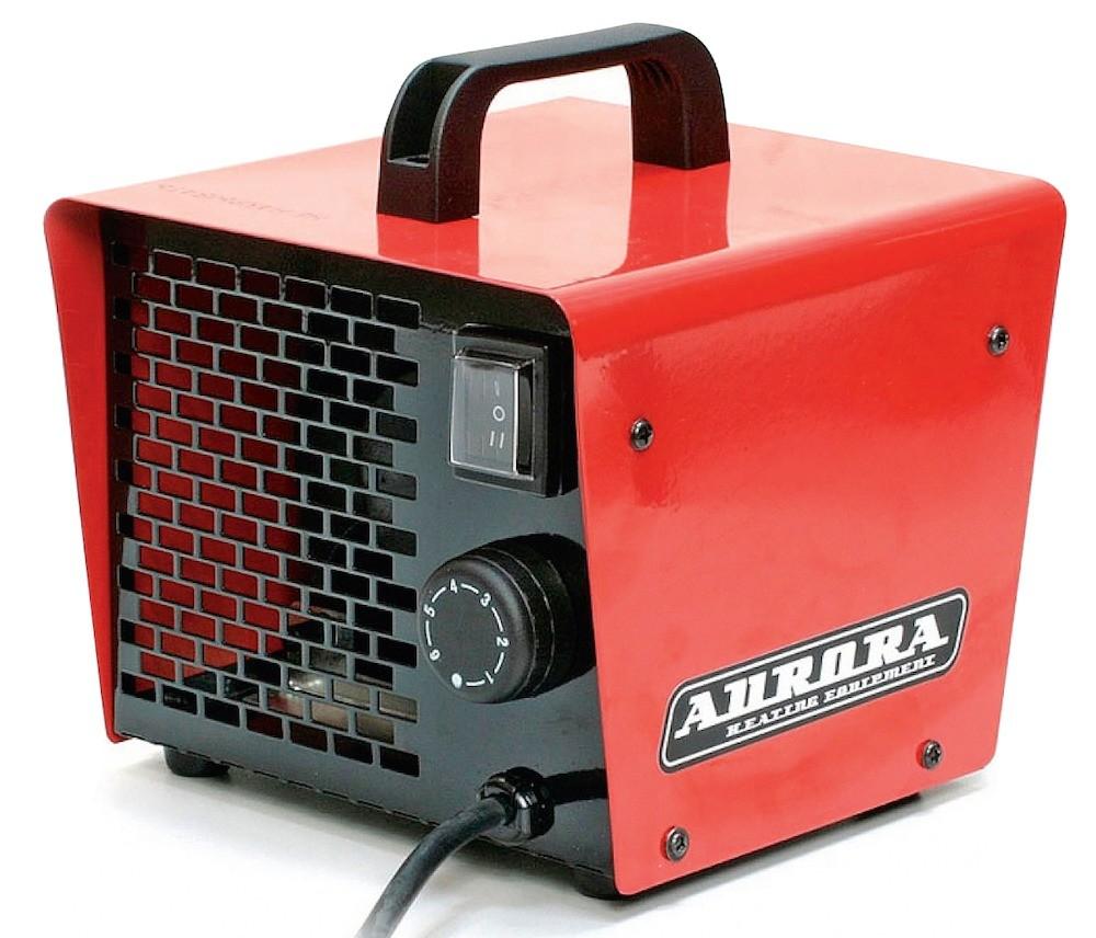 Бытовой тепловентилятор AURORA BUSY2000. Ос...
