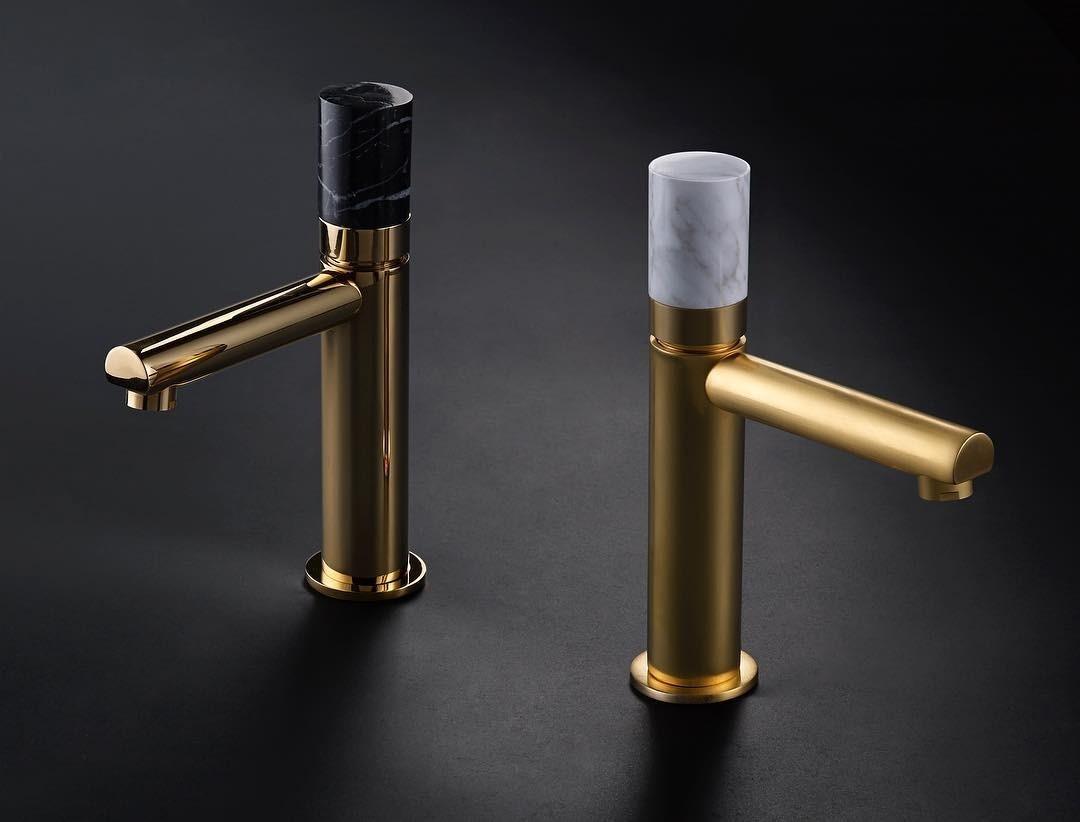 23 потрясающих дизайнерских смесителя для ванной комнаты