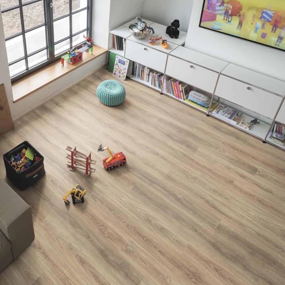 Пробковый пол, имитирующий деревянный: основные особенности покрытия