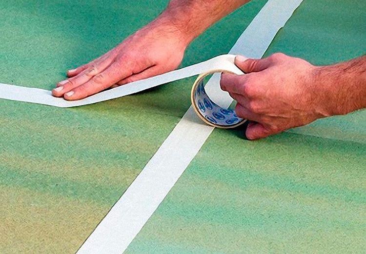 Подложка под ламинат: какую лучше класть на бетон?