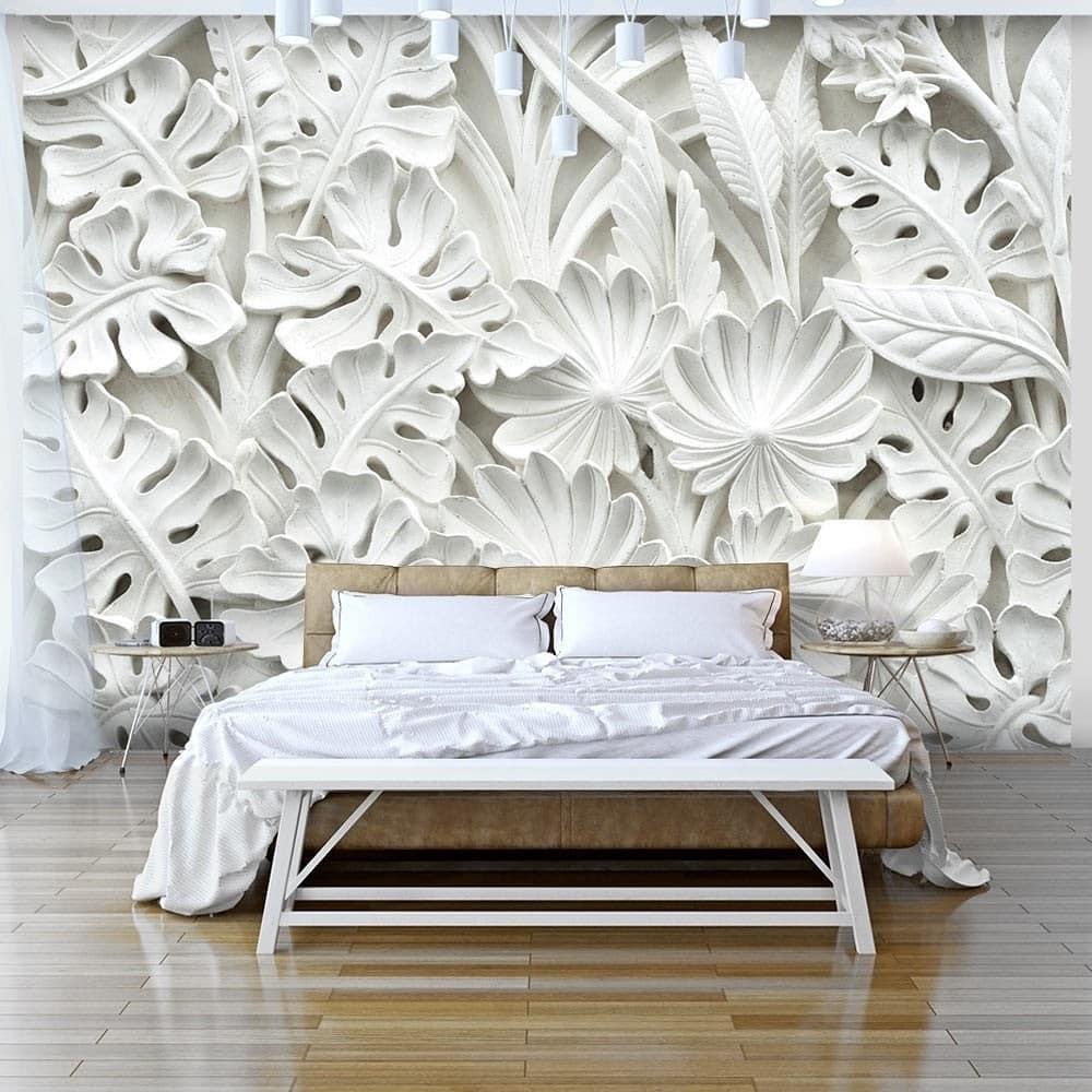 34 комнаты, которые кажутся гораздо больше благодаря настенному декору