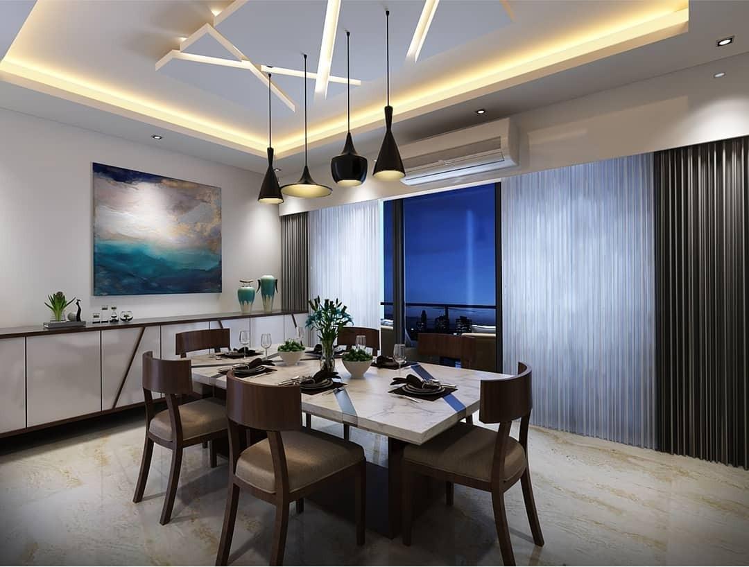 Выбираем потолок из гипсокартона для кухни: варианты дизайна с фото и полезные советы