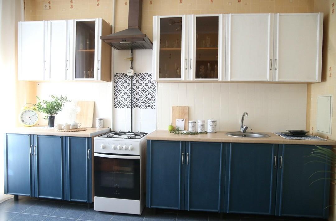 До и после: 7 кухонь, которые преобразились до неузнаваемости