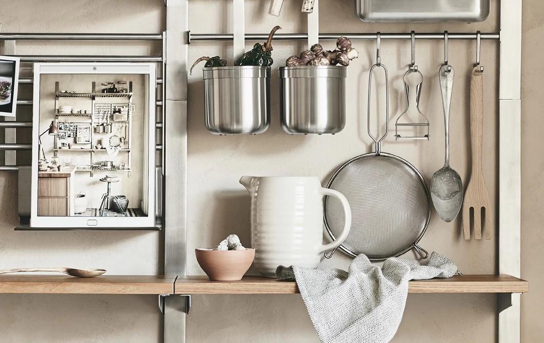 15 полезных аксессуаров для порядка на вашей кухне