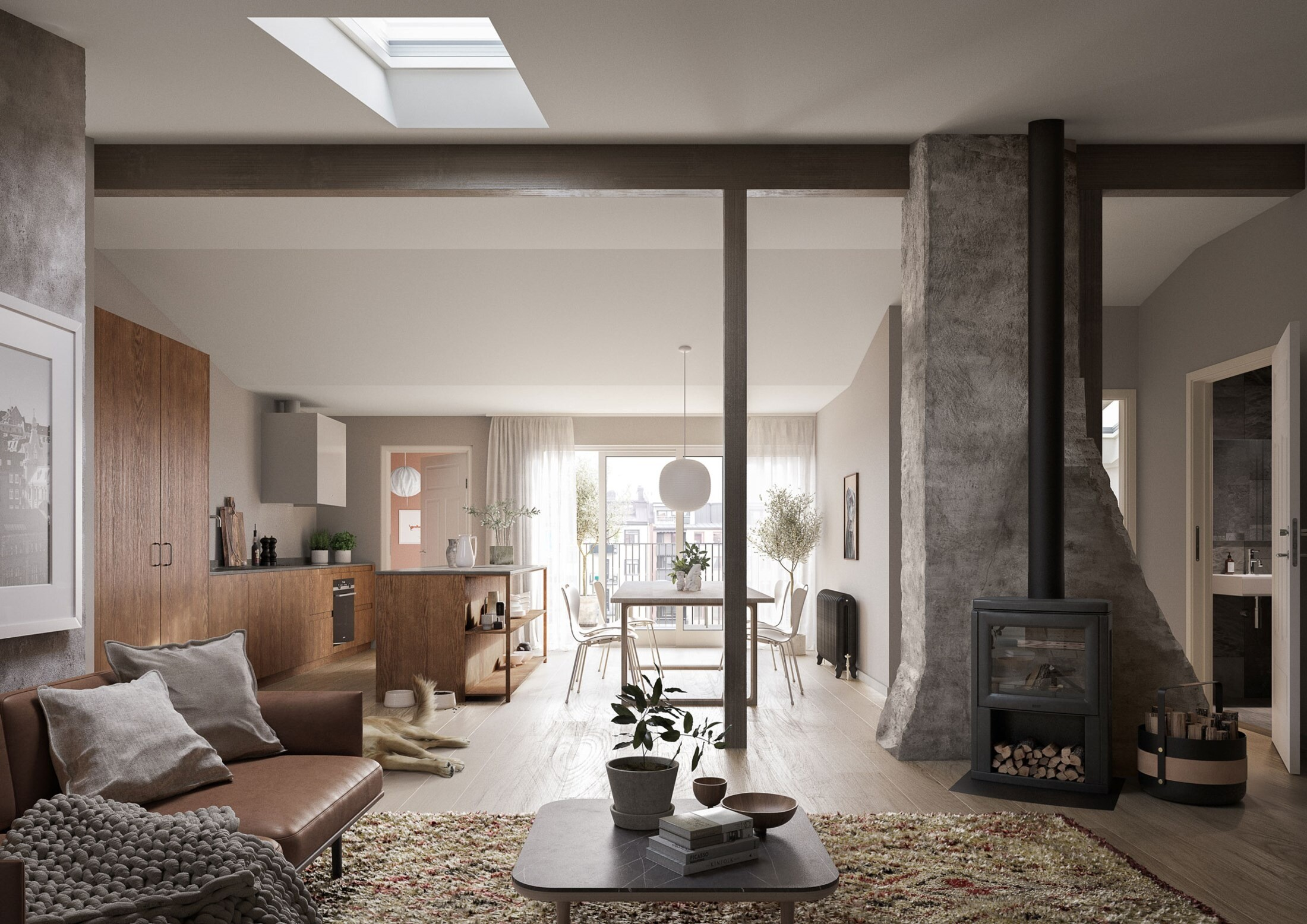 Тренды-2020: 70 вариантов модных штор в гостиную