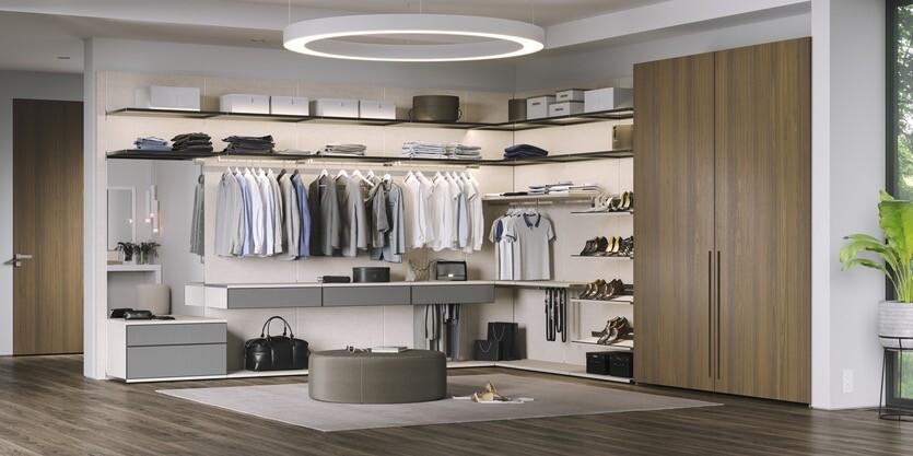 Как хранить любимые вещи: 7 признаков хорошей гардеробной