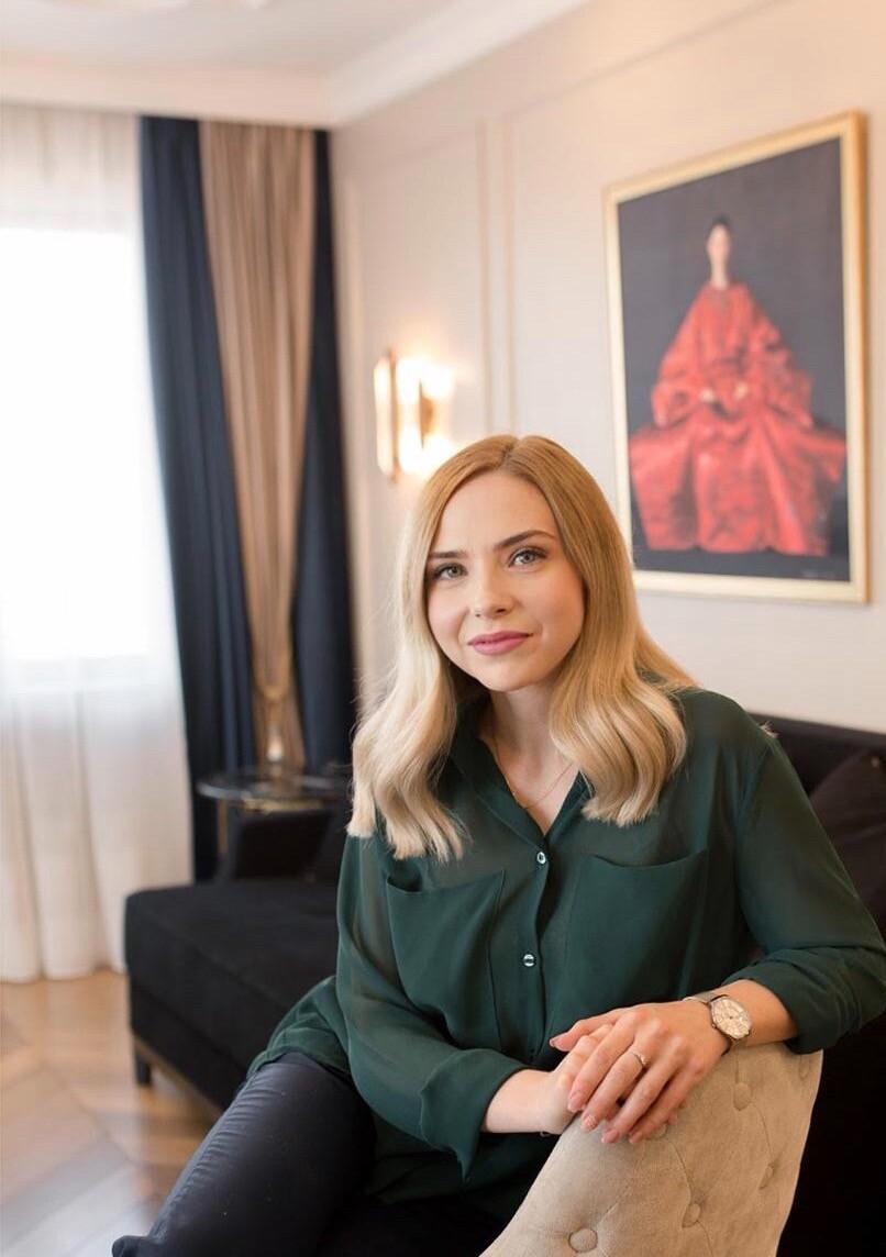 Ольга Горчакова, дизайнер