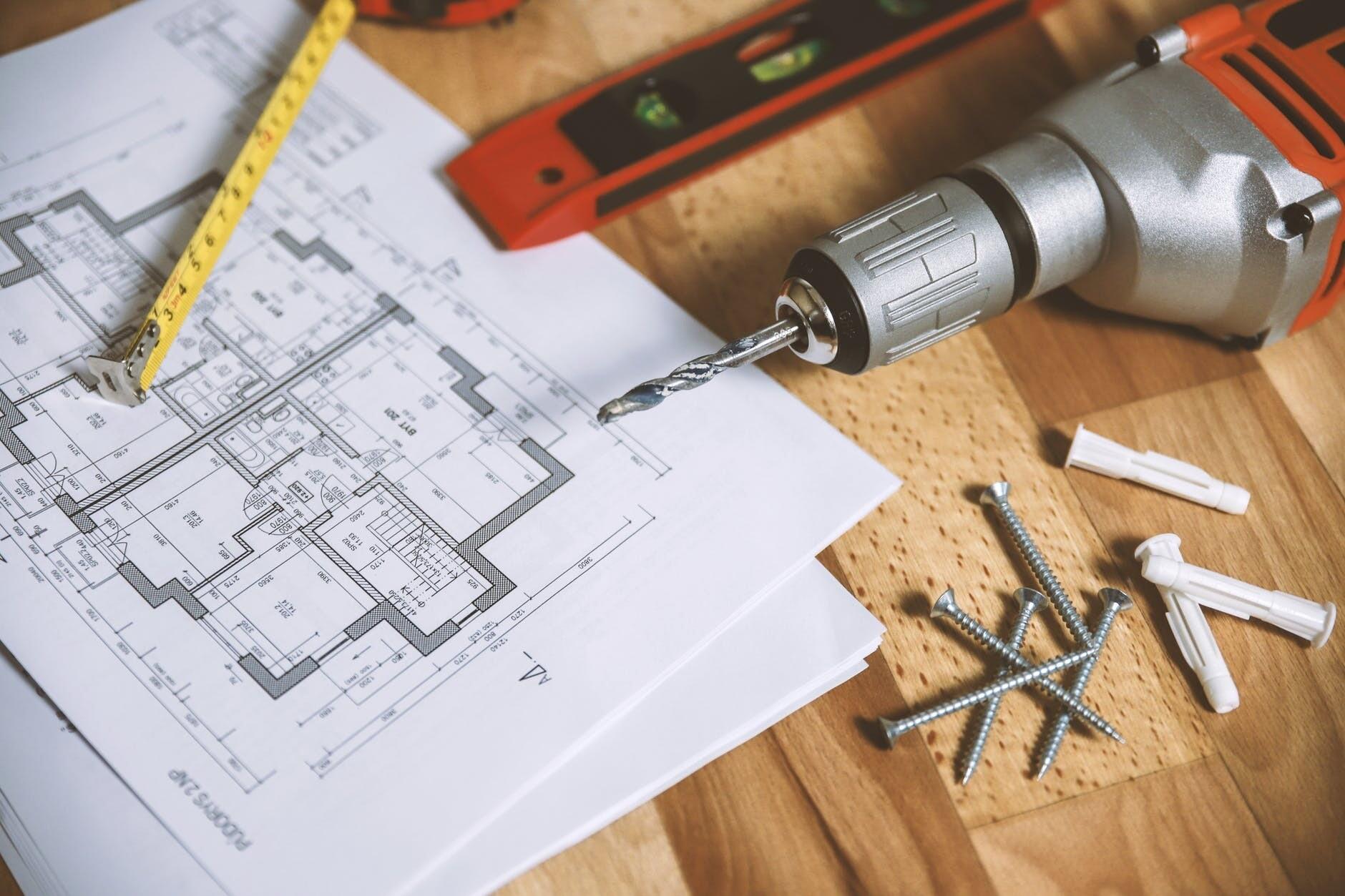 Строительство и ремонт - cover
