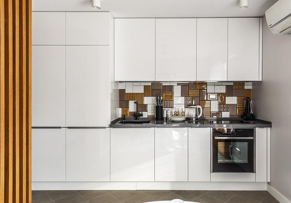 Идеи из дизайнерских проектов: 6 вариантов оформления кухни в панельке