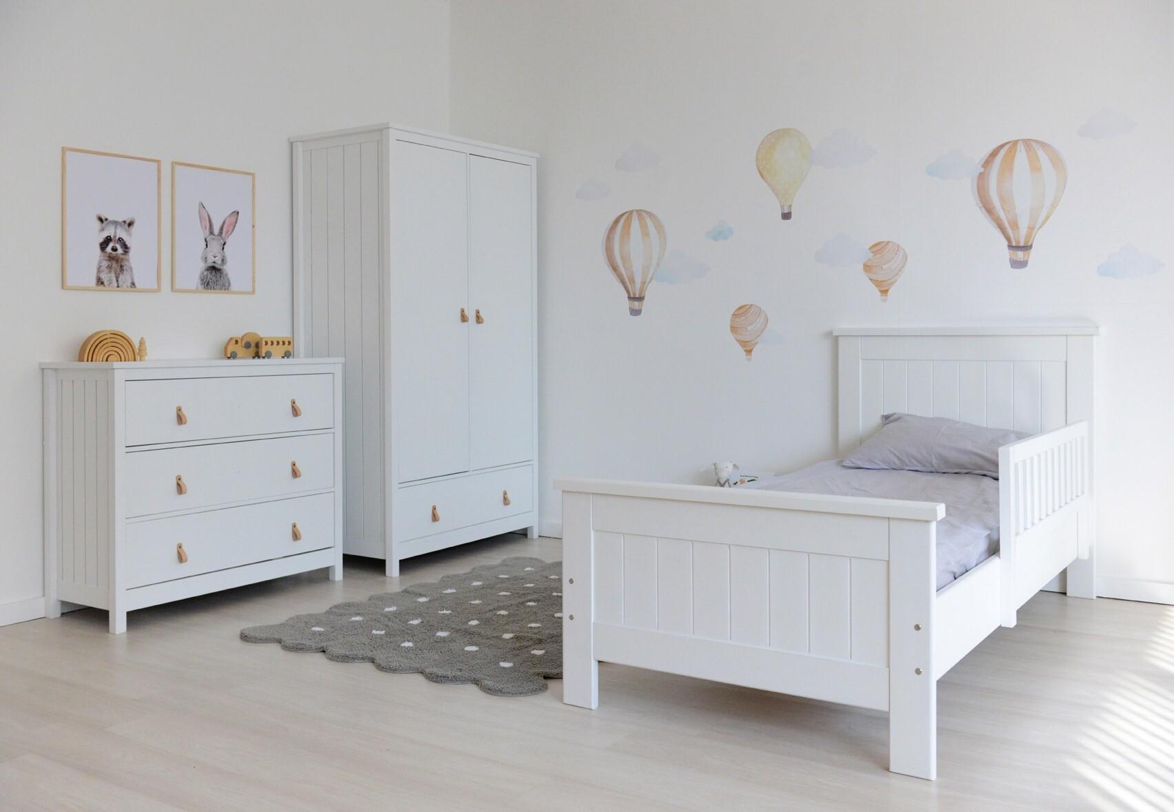 Красиво и безопасно: коллекция детской мебели Classic от Ellipse Furniture
