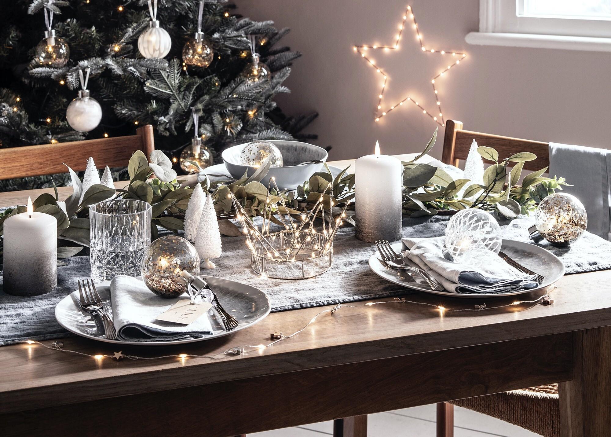 Не только ёлка: 10 зон для праздничного украшения дома