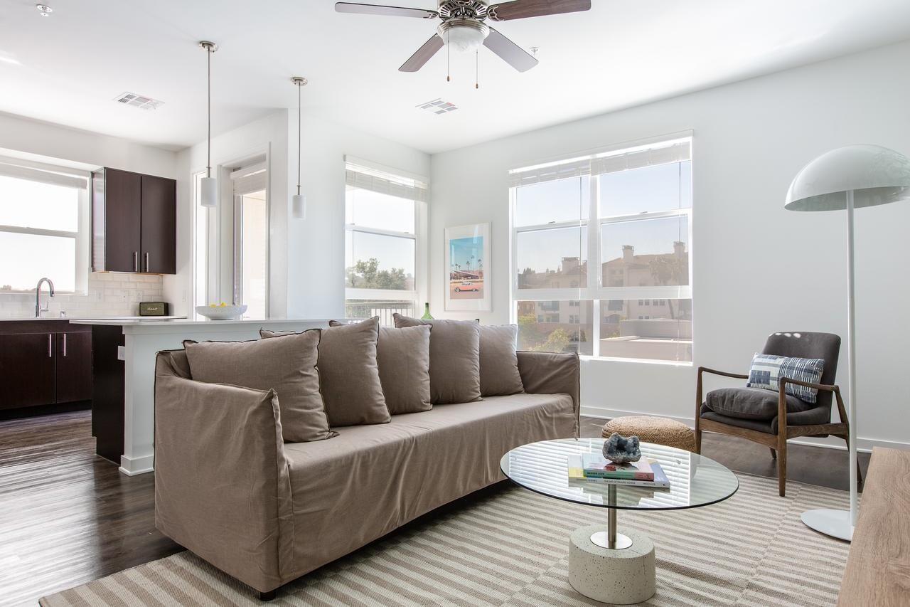 9 идей для оформления маленькой квартиры, подсмотренных в интерьерах из США