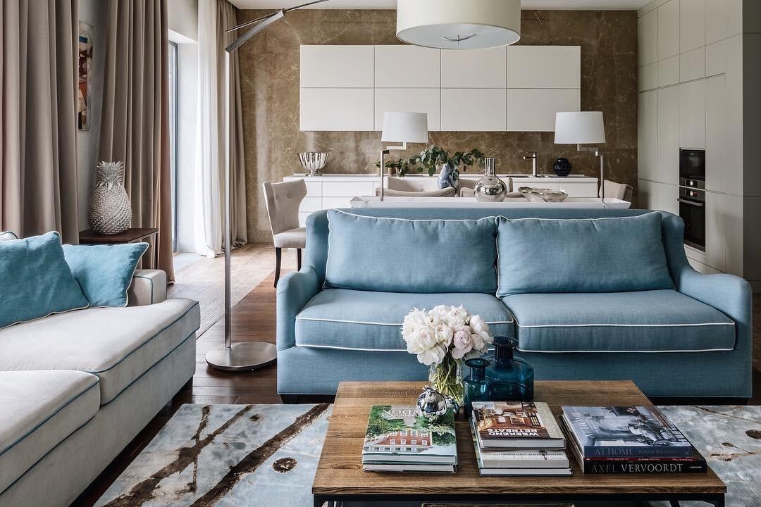 6 простых способов сделать квартиру образцом стиля