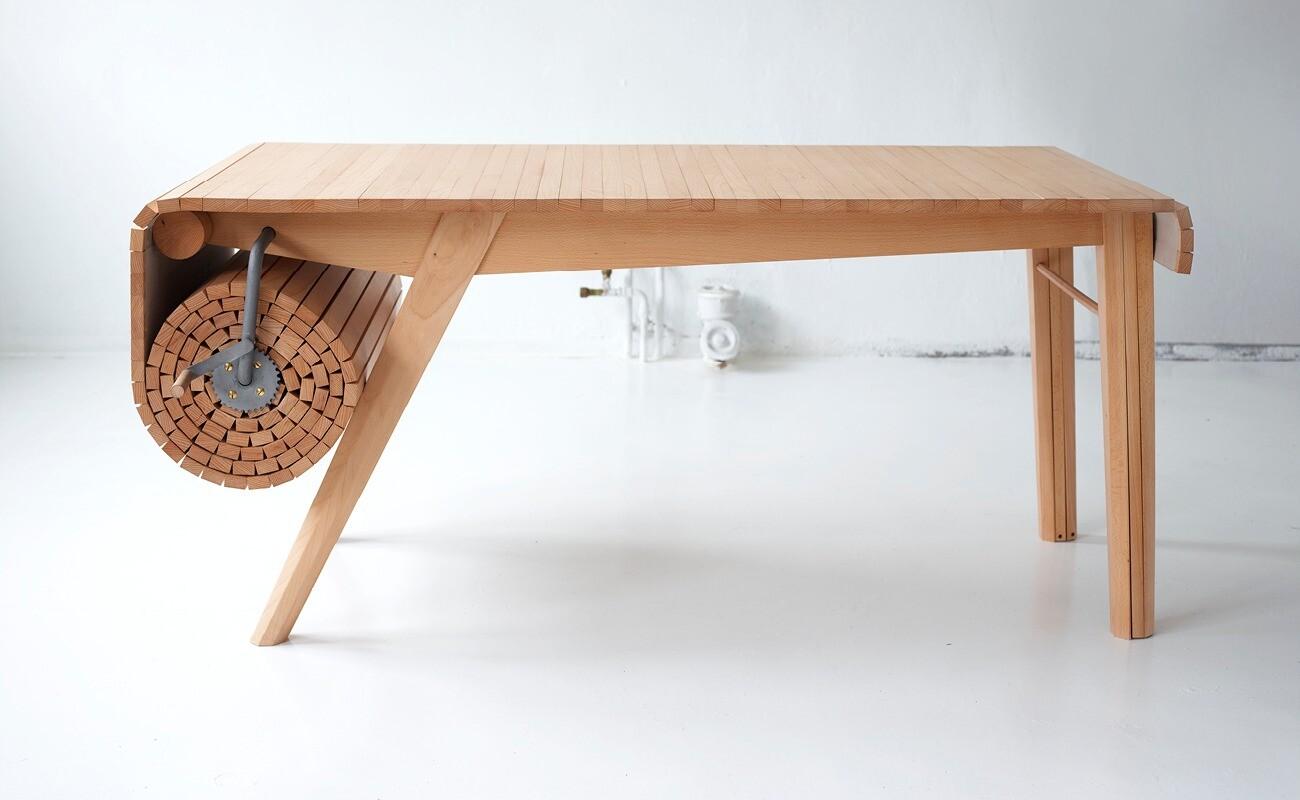 Мебель-трансформер для маленькой квартиры: 7 действительно необычных предметов