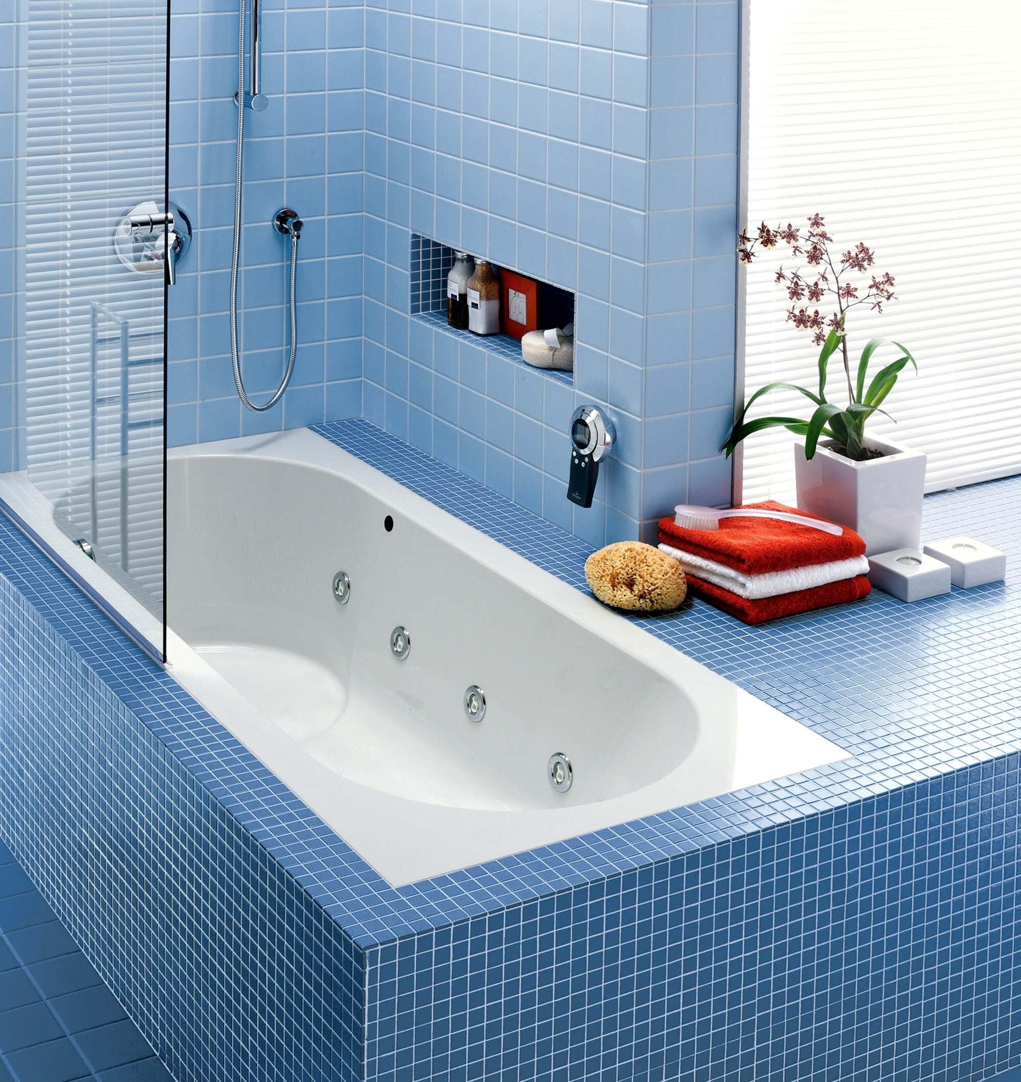 Экраны, шторки и другие способы оформления нижней части ванны