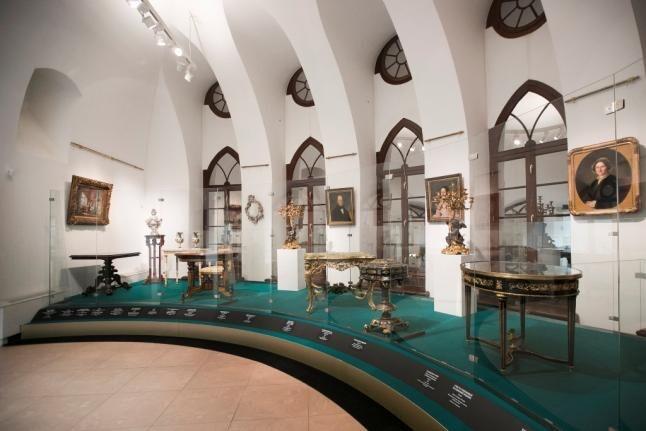 Выставка «Русский интерьер. От барокко до минимализма»