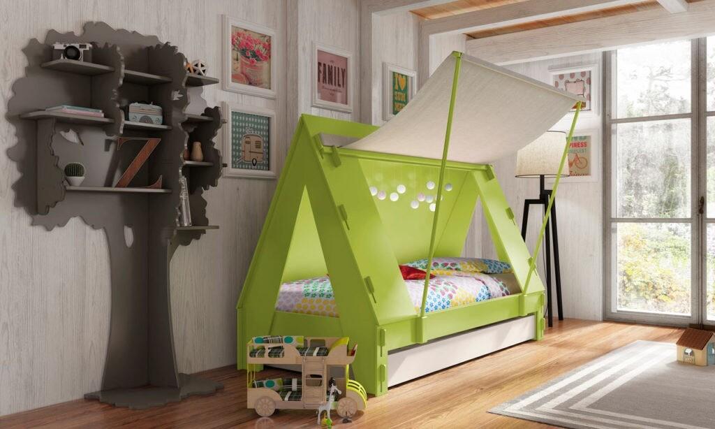6 моделей детских кроватей, которые очаруют и детей, и родителей