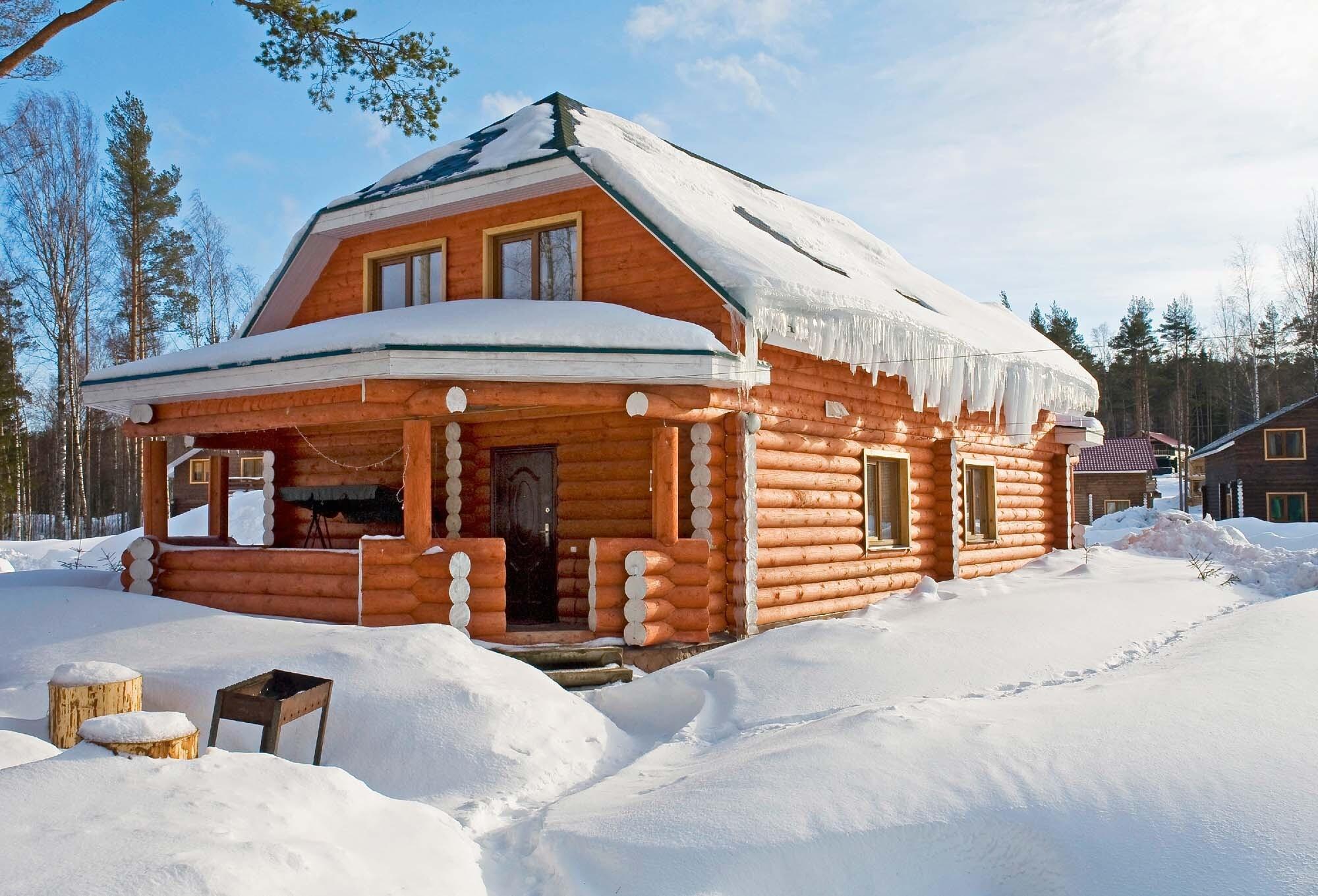 Что такое «мостики холода» и как не допустить их появления при строительстве дома