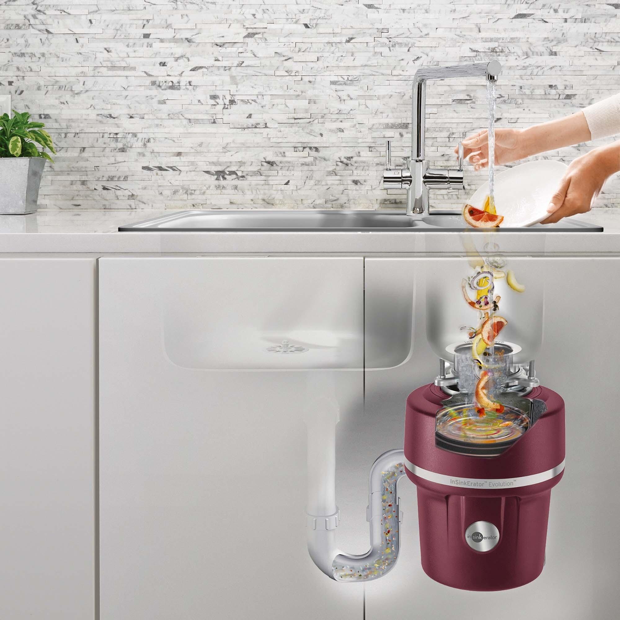 Выбираем измельчитель пищевых отходов для кухни