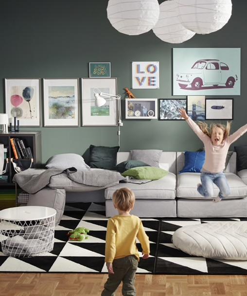Модульные диваны — действител&#...