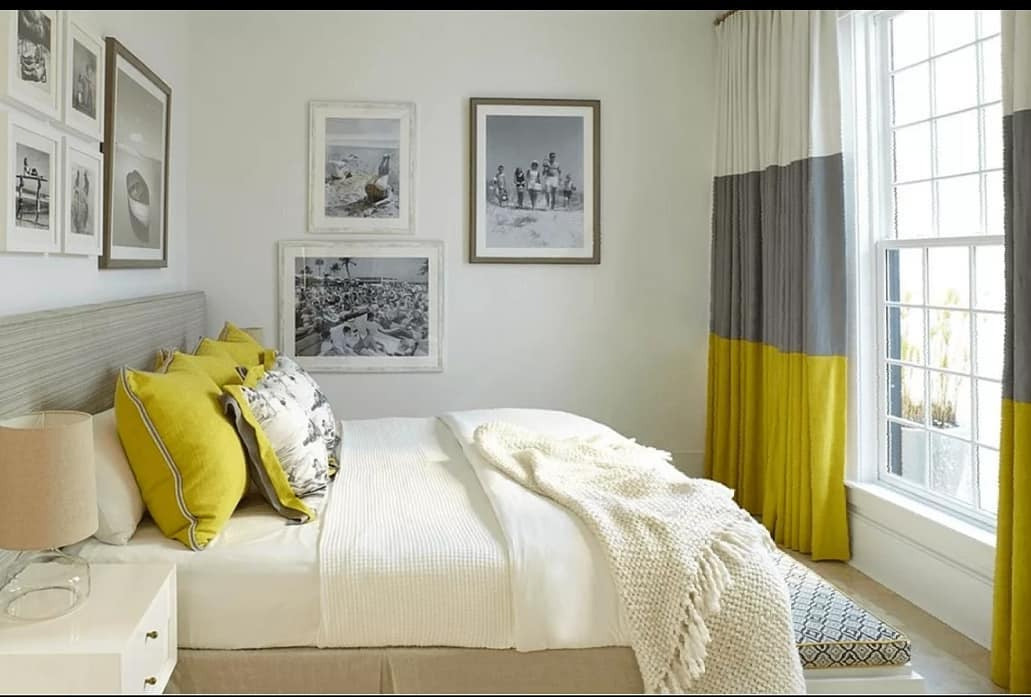 Шторы в спальню в современном дизайне: 50 фото для вдохновения