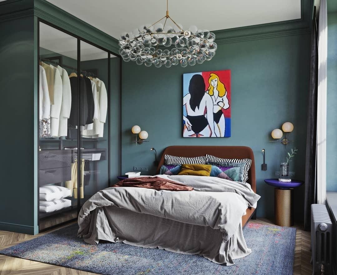 Как выбрать люстру в спальню: 5 советов для тех, кто хочет оформить комнату правильно