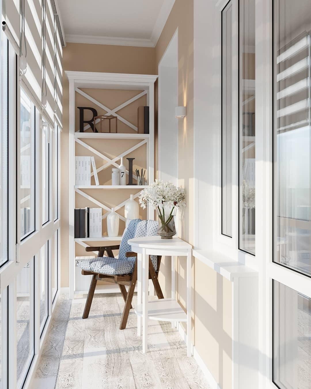 Весеннее обновление балкона: 7 шагов к созданию уютного места отдыха