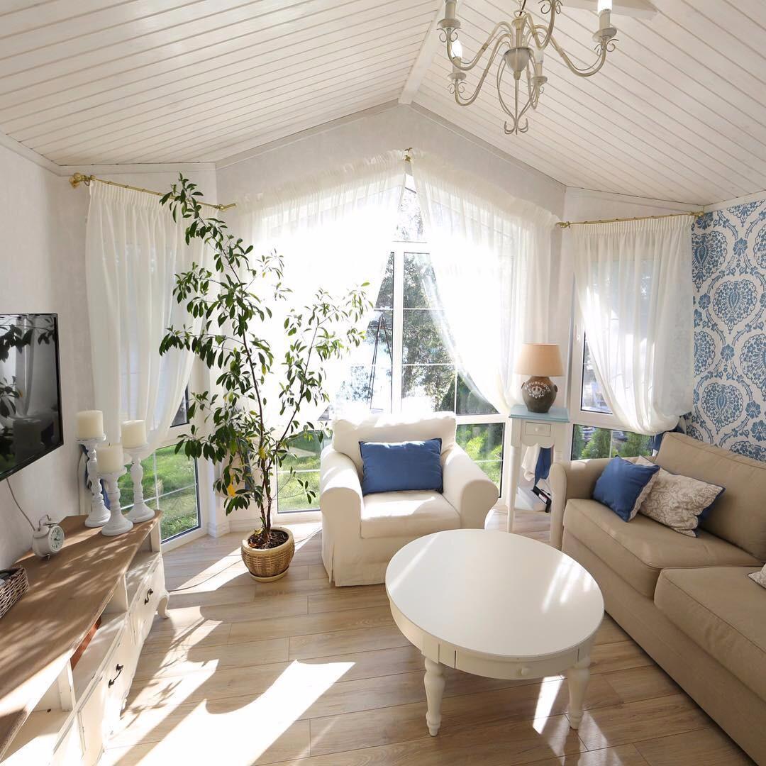 Как оформить загородный дом в стиле прованс: 6 шагов к интерьеру мечты