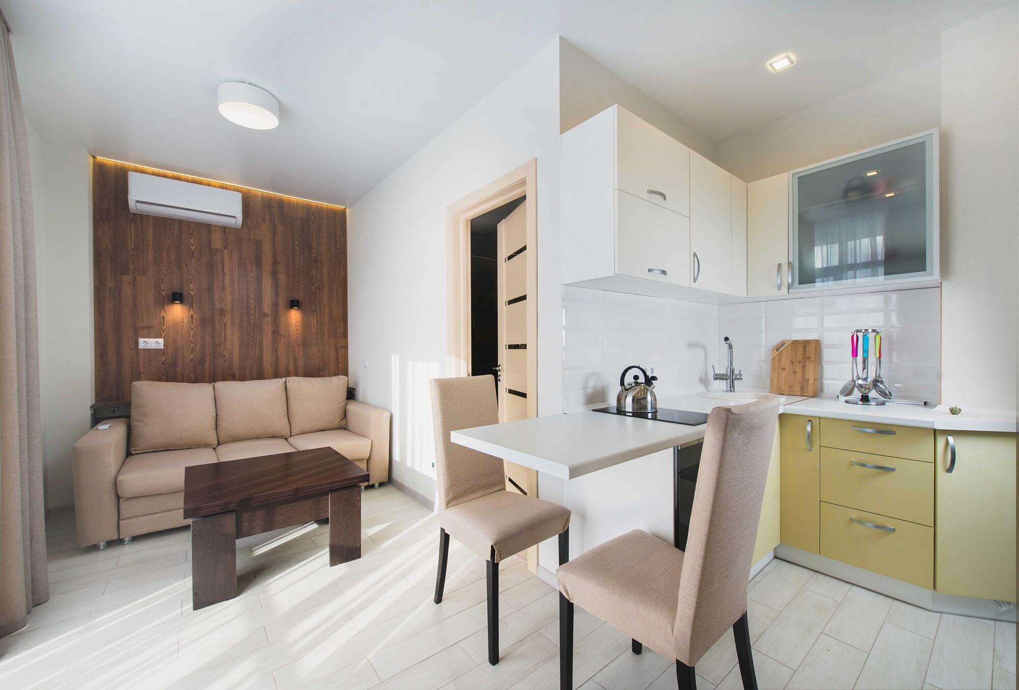 Как распланировать квартиру площадью 22 кв. м: разбор реального объекта