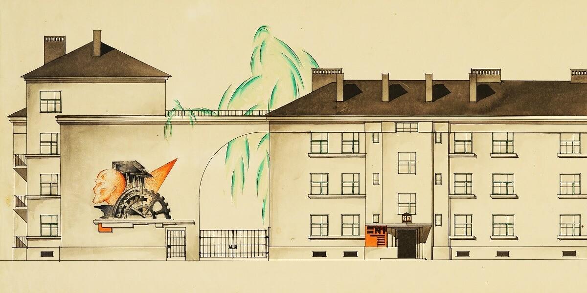 Выставка «Александр Гегелло: между классикой и конструктивизмом»