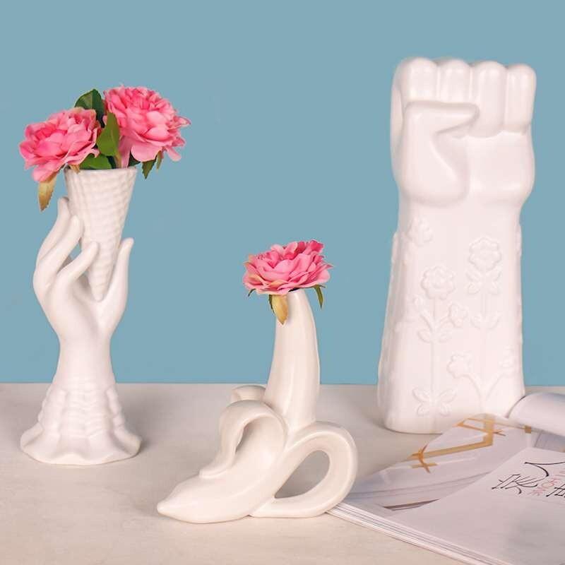 8 оригинальных и недорогих ваз для вашего интерьера