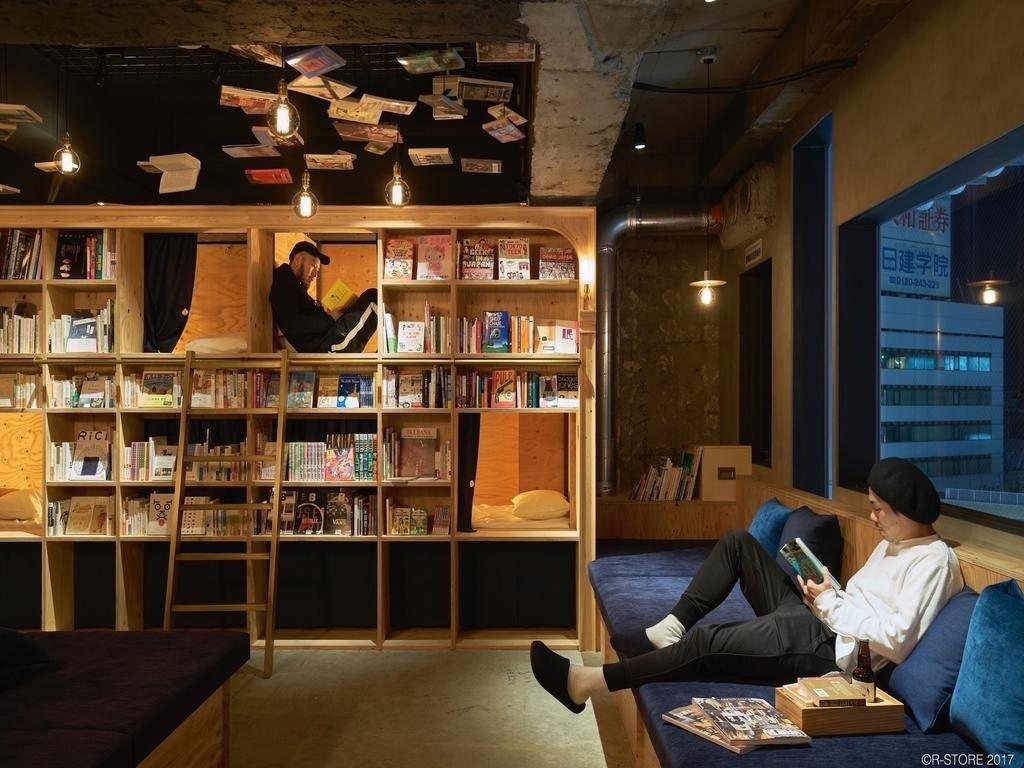 9 неожиданных идей для экономии пространства, подсмотренных в японских отелях