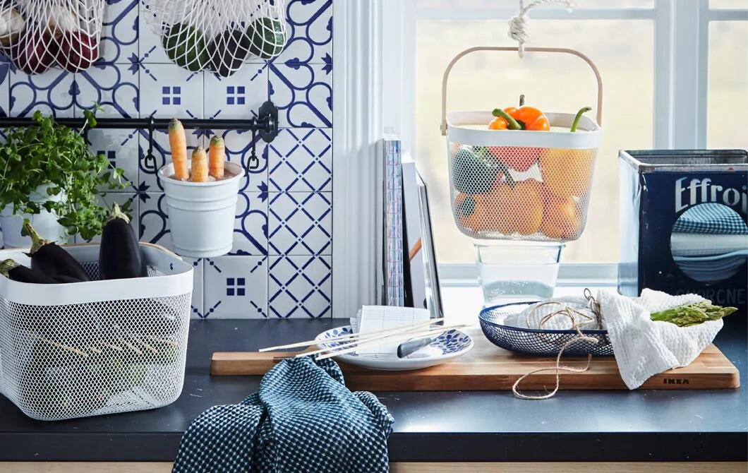 Скатерть, полотенца и еще 9 товаров из ИКЕА, которым не место на вашей кухне