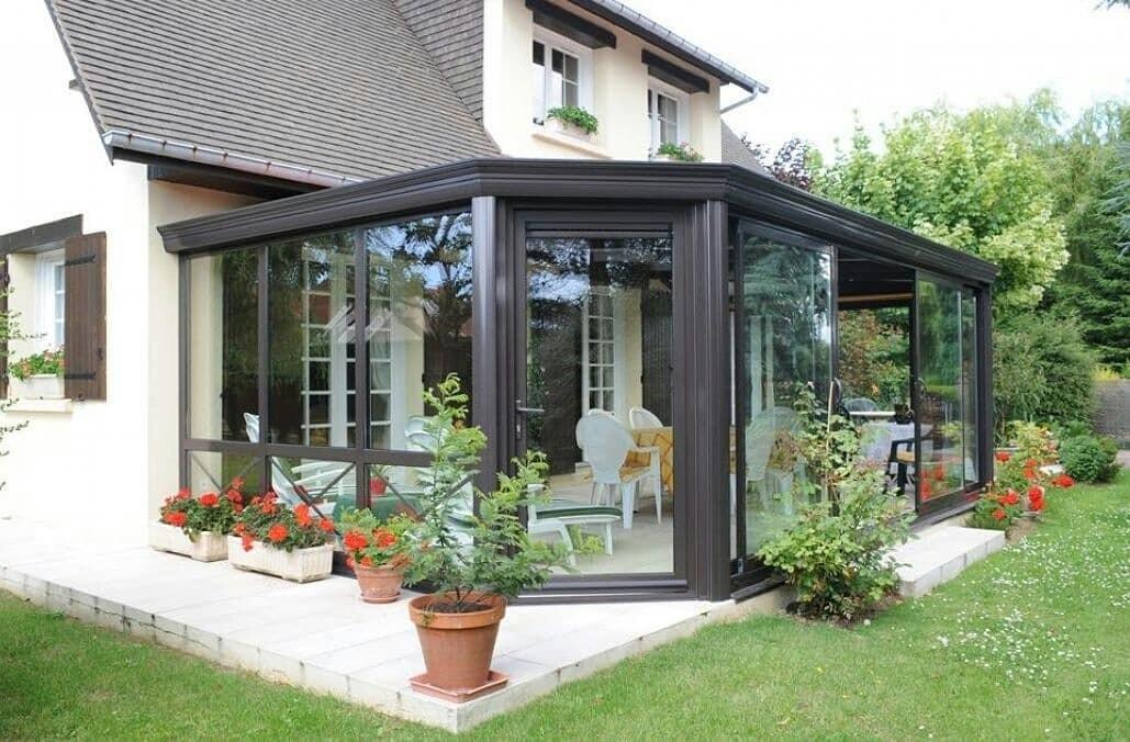Интерьер веранды в частном доме: красивые идеи обустройства