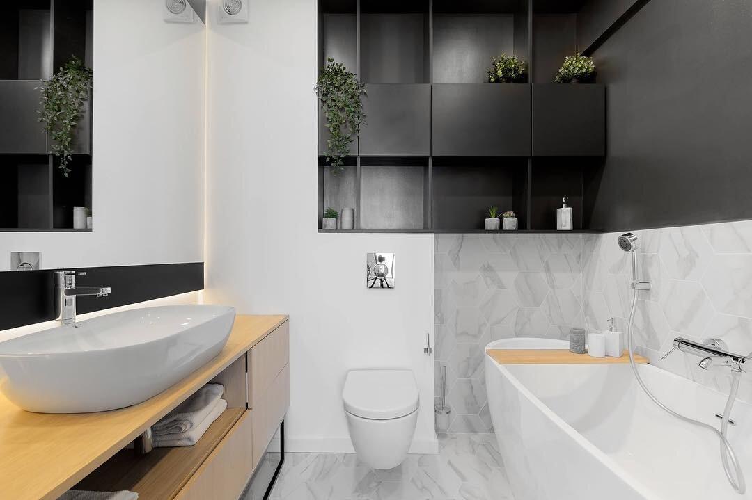 Оформляем дизайн совмещенного санузла  площадью 4 кв. м: полезные советы и 50 примеров
