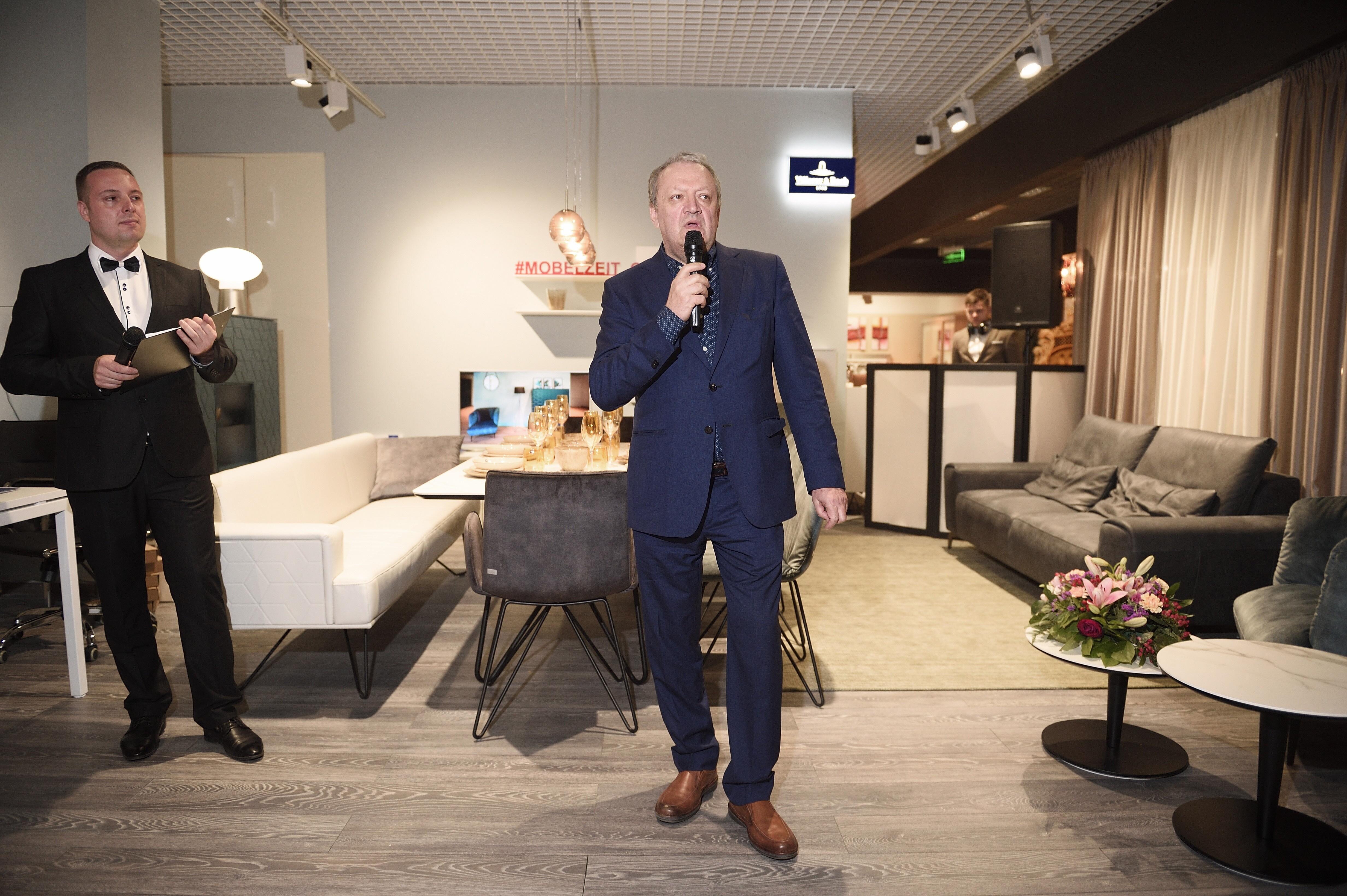 Теперь ещё и мебель: в Москве открылся салон Villeroy & Boch