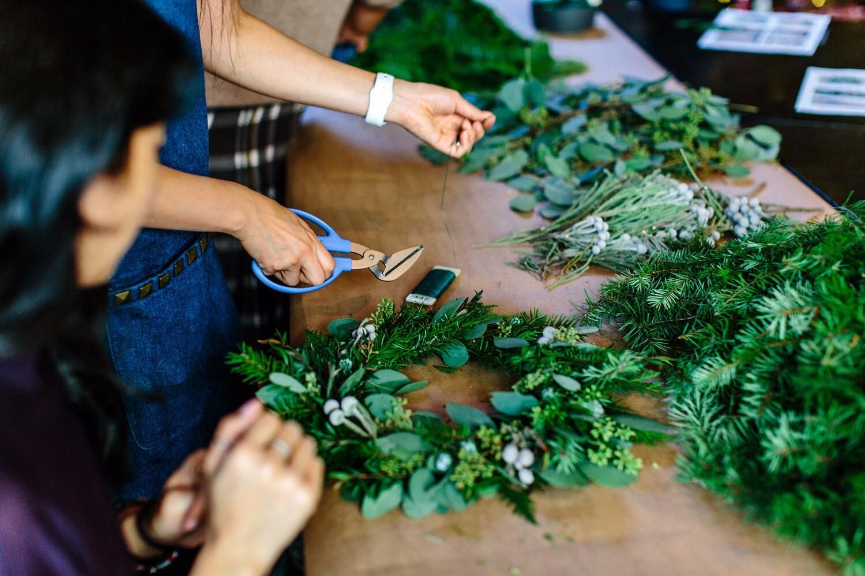 15 весенних венков, которые можно сделать своими руками