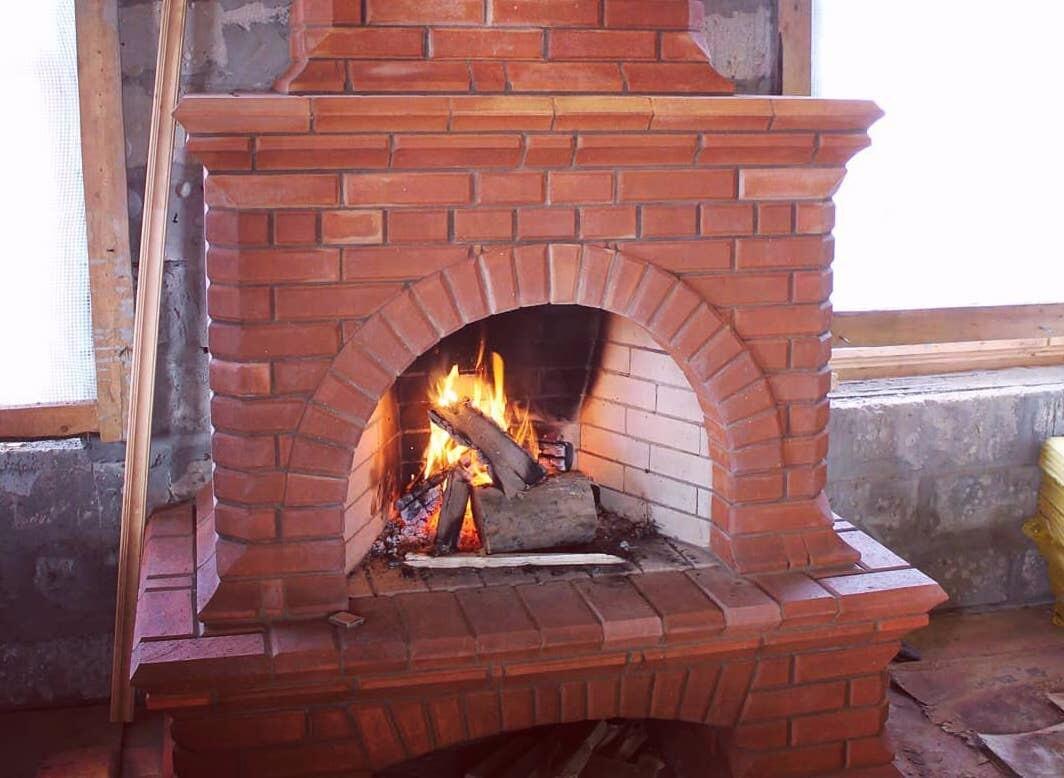Строим кирпичную печь для бани своими руками: пошаговая инструкция