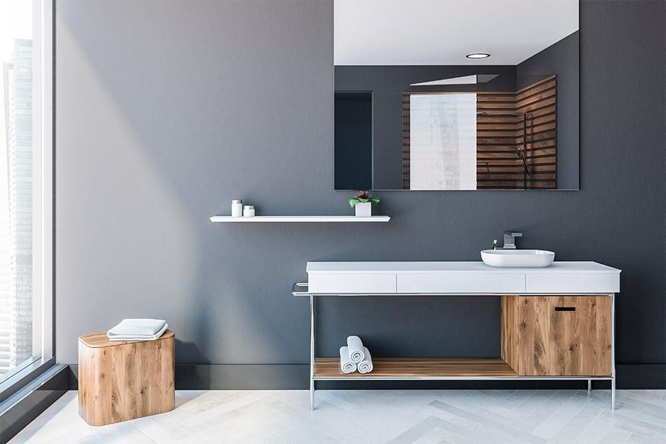 Твоя идеальная ванная: здесь начинается день