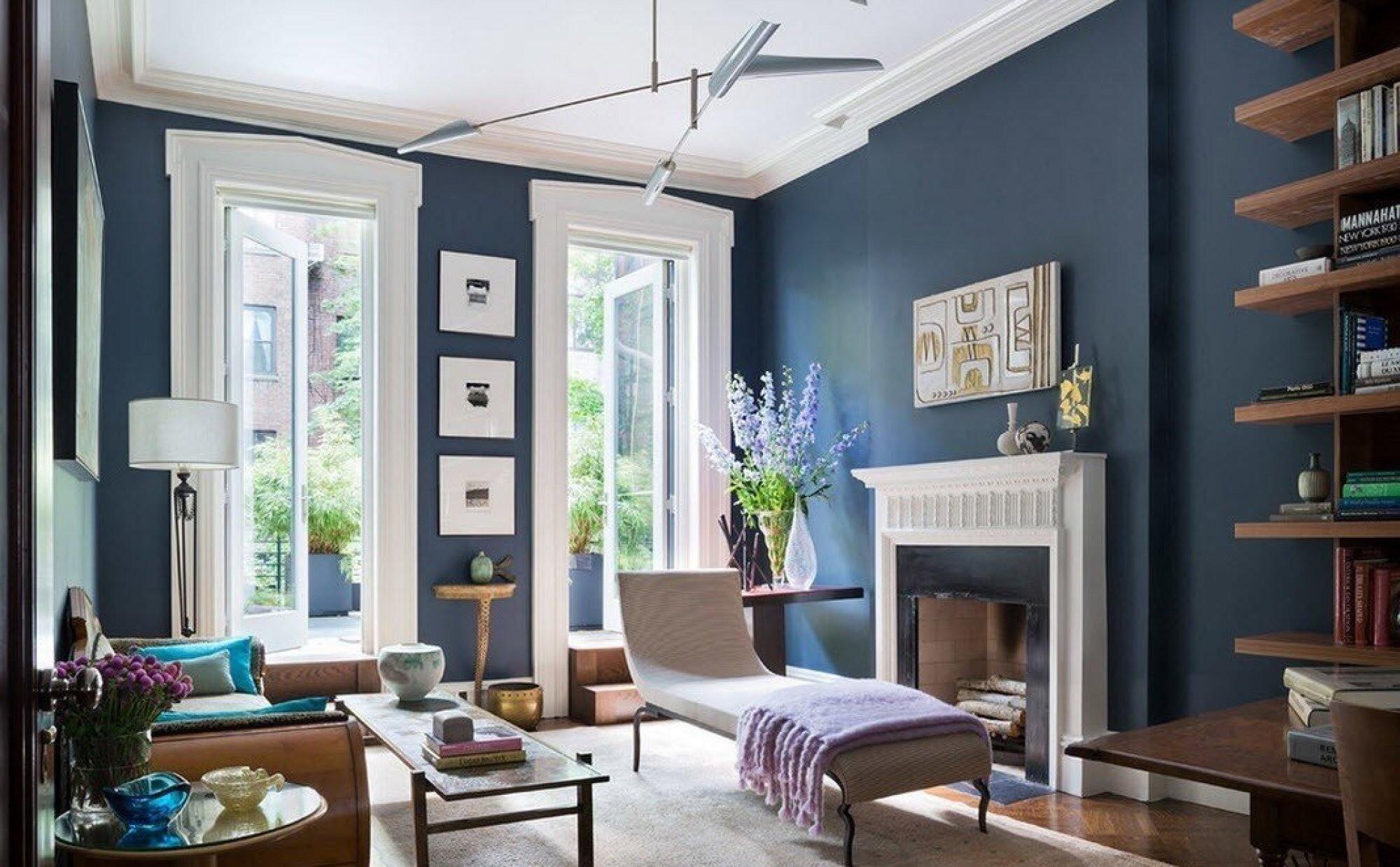 Как подобрать друг под друга цвет пола, стен и потолка: 6 вариантов для разных комнат